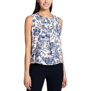Tommy Hilfiger Top Blouse Sweet Willow Sz M